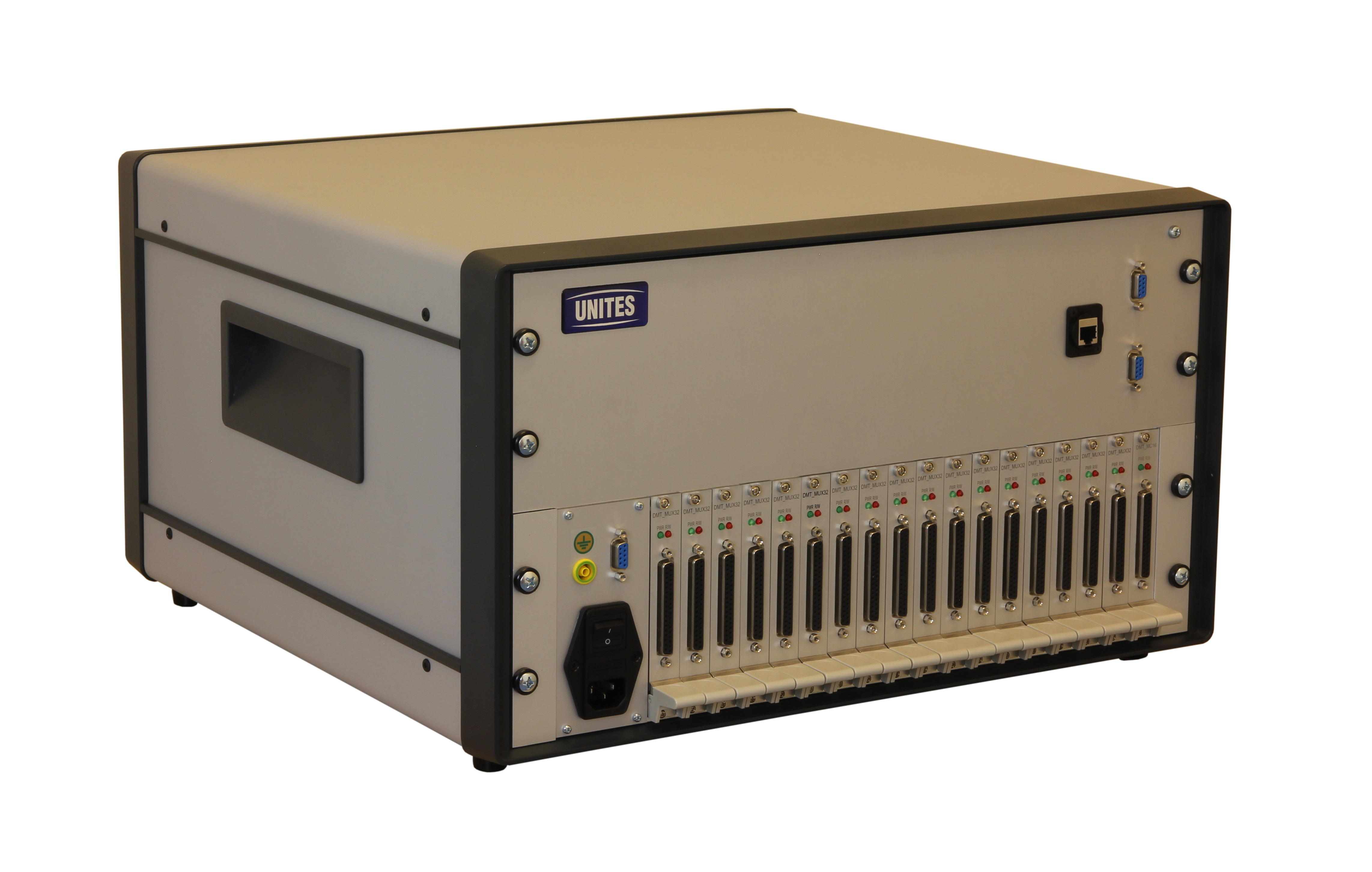 DMT - Tester   Products   UNITES Systems a.s.